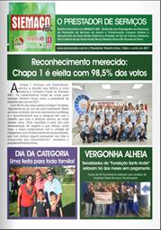 Jornal Maio e Junho/2017