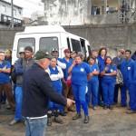 Trabalhadores da Limpeza Urbana aprovam Pauta de Reivindicações