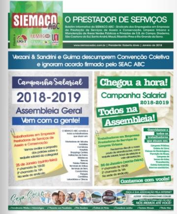 Jornal Janeiro/2018