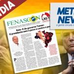 Roberto Santiago critica Michel Temer em artigo  no MetrôNews