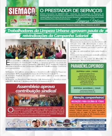 Jornal Fevereiro/2019 Ed. 02