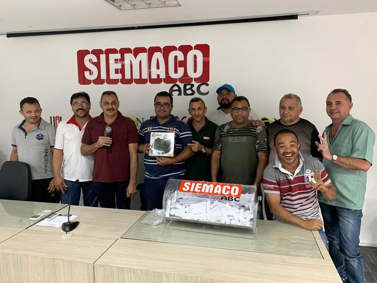 Siemaco ABC realiza mais um grande show de prêmios no mês de Maio