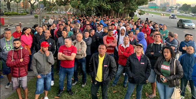 Mobilização do SIEMACO ABC garante o  emprego de 270 trabalhadores na Leadec
