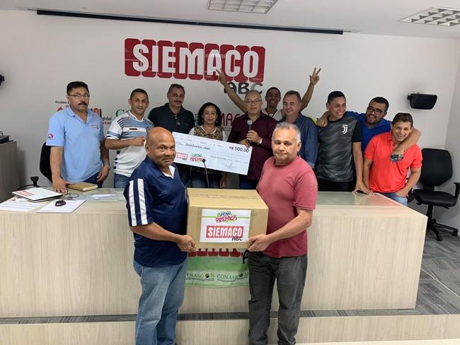 Sindicalização Premiada: Mais dez ganhadores sorteados