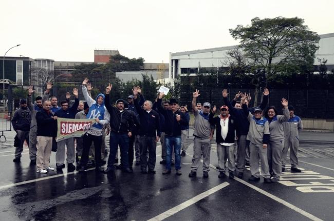 Siemaco ABC realiza Assembleia com Trabalhadores da Leadec
