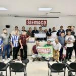 """Siemaco ABC realiza um grande sorteio do projeto """"Sindicalização Premiada"""""""