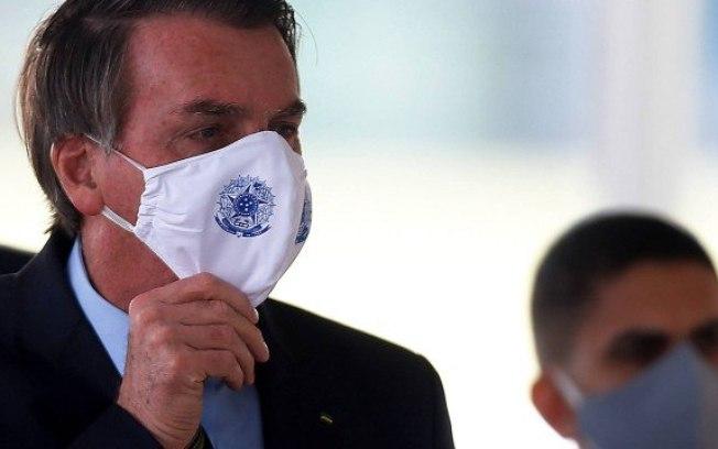 """Com mais de 18 mil mortes, Bolsonaro reclama de """"propaganda forte"""" da Covid-19"""